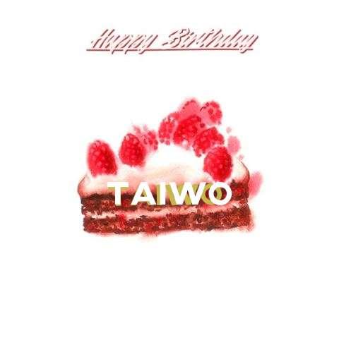 Wish Taiwo