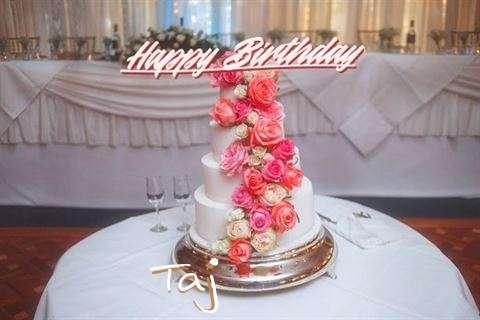 Birthday Images for Taj