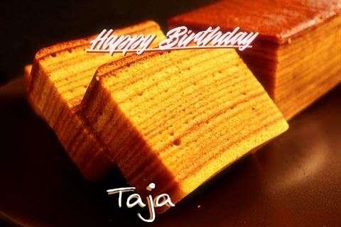 Taja Birthday Celebration