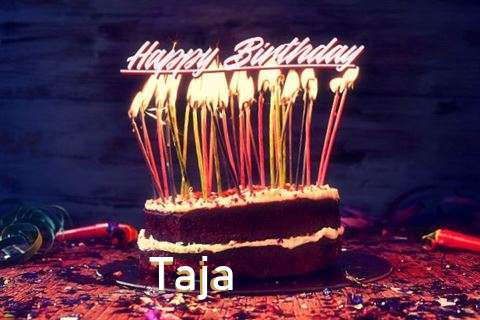 Happy Birthday to You Taja