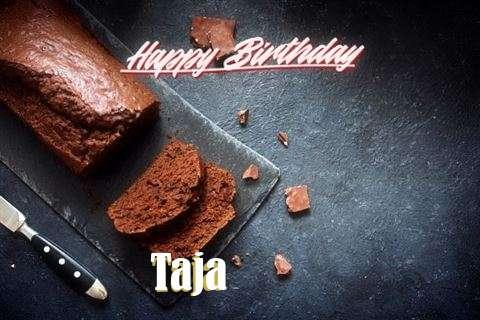 Taja Cakes