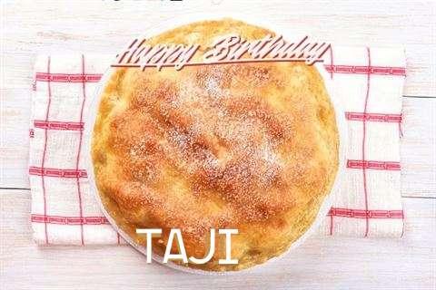 Taji Birthday Celebration