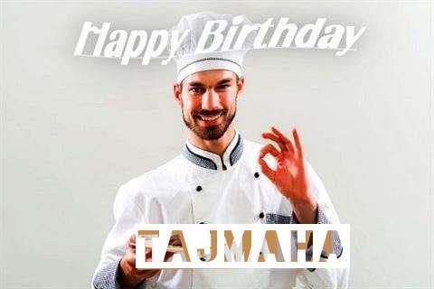 Happy Birthday Tajmaha
