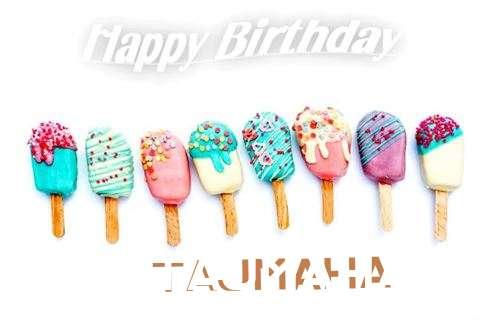 Tajmaha Birthday Celebration