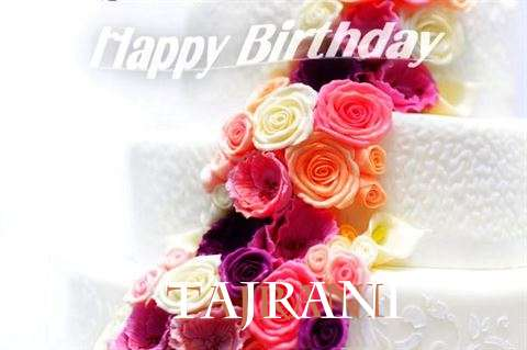 Happy Birthday Tajrani