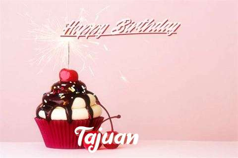 Tajuan Birthday Celebration