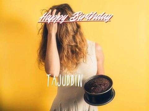 Tajuddin Birthday Celebration