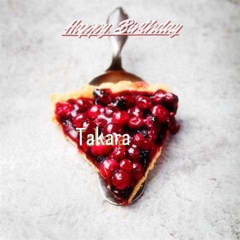 Birthday Images for Takara