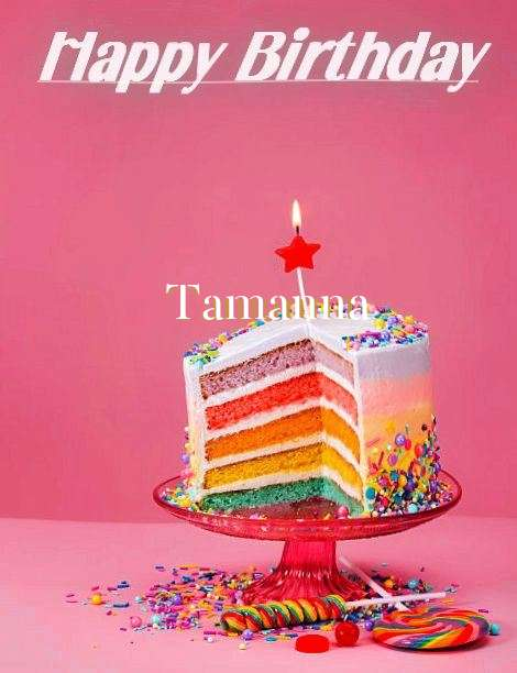 Tamanna Birthday Celebration