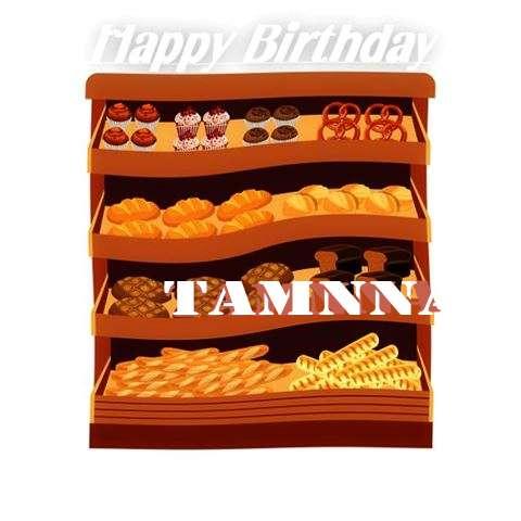 Happy Birthday Cake for Tamnna