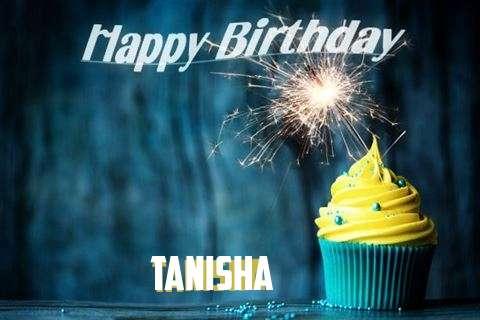 Happy Birthday Tanisha Cake Image
