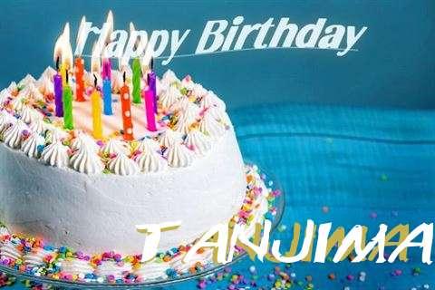 Happy Birthday Wishes for Tanjima
