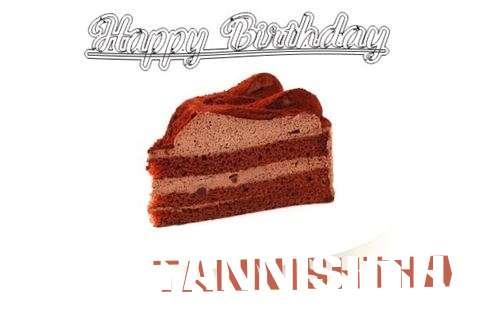 Happy Birthday Wishes for Tannishtha