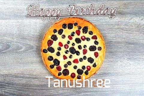 Happy Birthday Cake for Tanushree