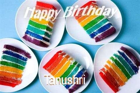 Birthday Images for Tanushri