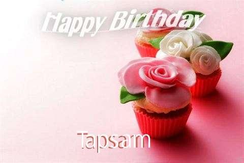 Wish Tapsam