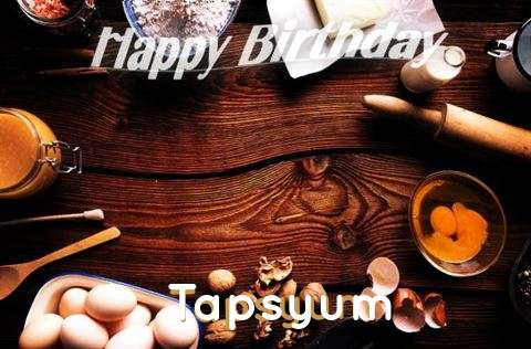 Happy Birthday to You Tapsyum