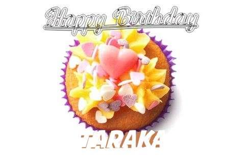 Happy Birthday Taraka Cake Image