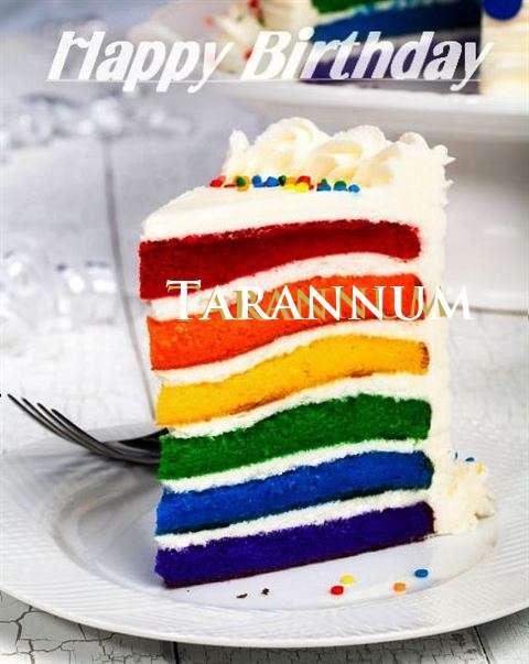Happy Birthday Tarannum