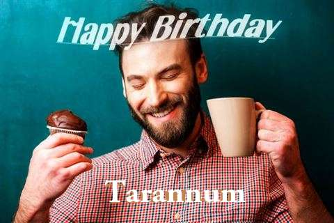 Happy Birthday Tarannum Cake Image