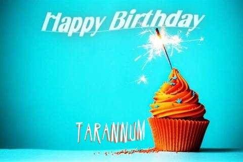 Birthday Images for Tarannum