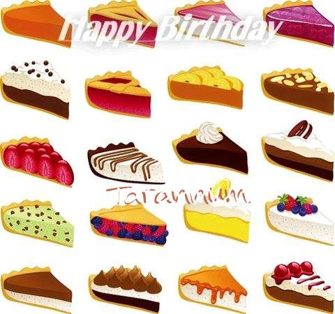 Tarannum Birthday Celebration