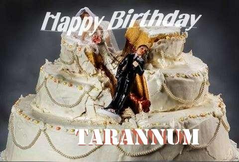 Happy Birthday to You Tarannum