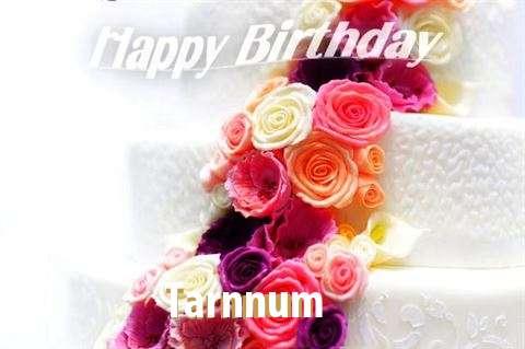 Happy Birthday Tarnnum