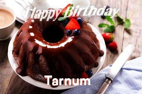 Happy Birthday Tarnum