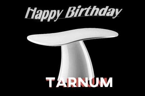 Tarnum Birthday Celebration
