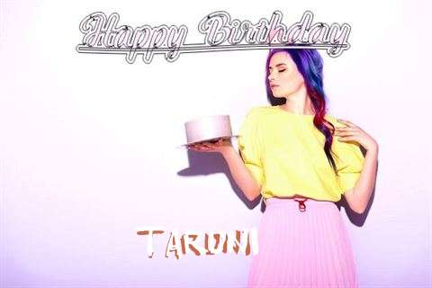 Taruni Birthday Celebration