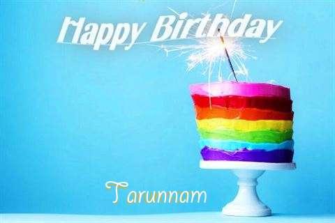 Happy Birthday Wishes for Tarunnam