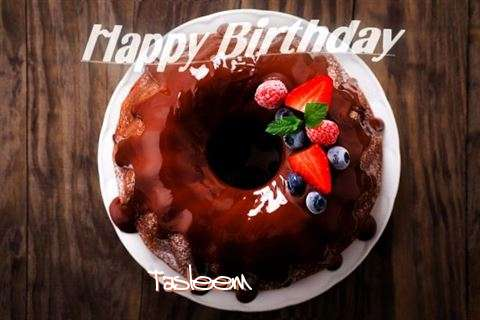 Wish Tasleem