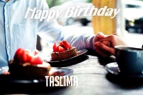 Wish Taslima