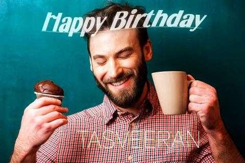 Happy Birthday Tasveeran Cake Image