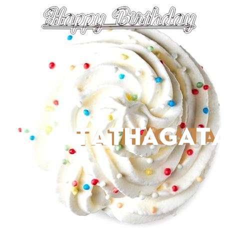 Happy Birthday Tathagata