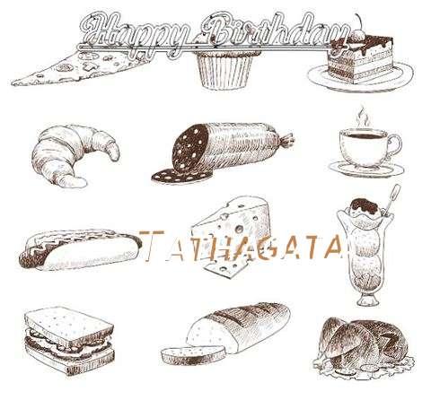 Happy Birthday Cake for Tathagata