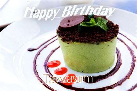 Happy Birthday to You Tavvasum