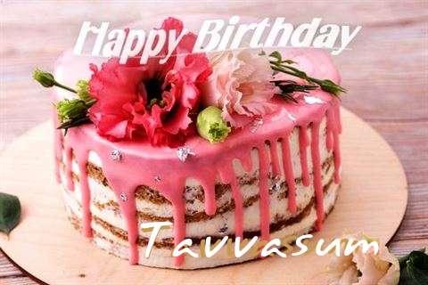 Happy Birthday Cake for Tavvasum