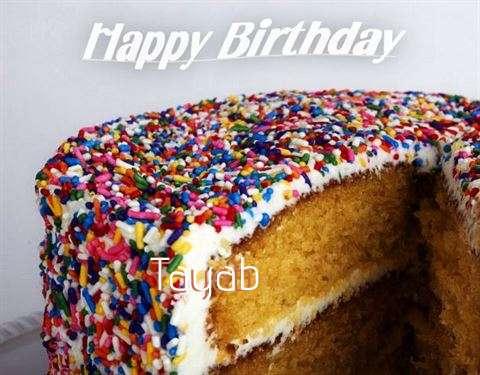 Happy Birthday Wishes for Tayab