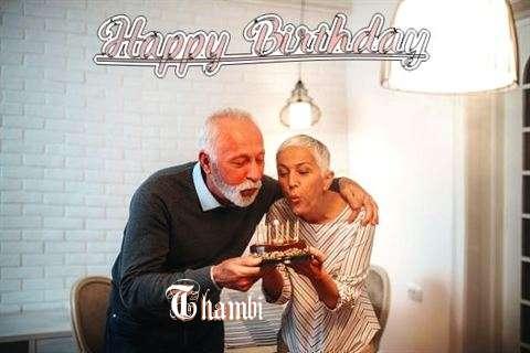 Thambi Birthday Celebration