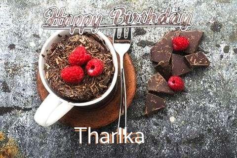 Happy Birthday Wishes for Tharika