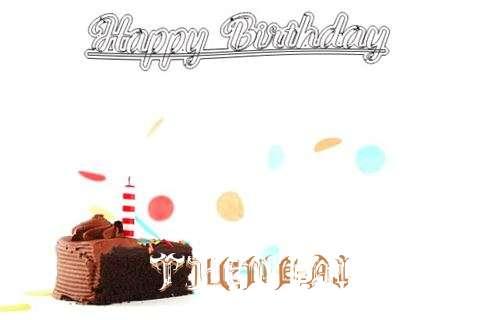 Happy Birthday Cake for Thengai