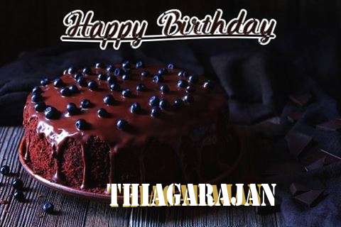 Happy Birthday Cake for Thiagarajan