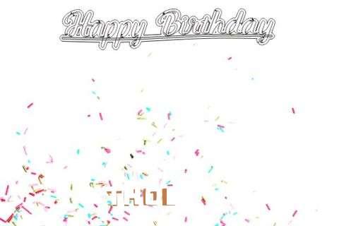 Happy Birthday to You Thol