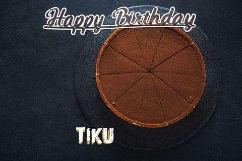 Happy Birthday to You Tiku