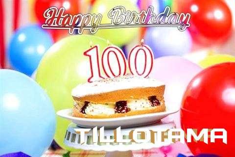 Happy Birthday Tillotama