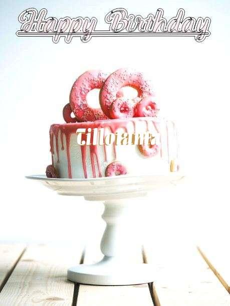 Tillotama Birthday Celebration