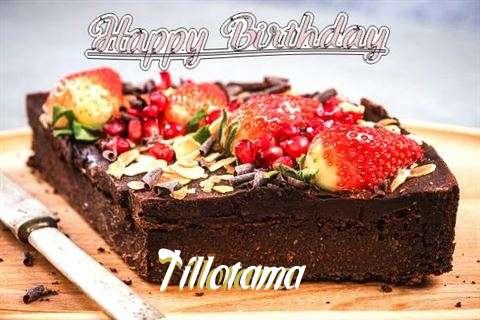 Wish Tillotama