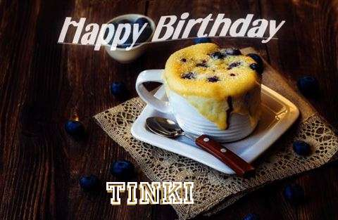 Happy Birthday Tinki